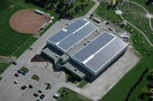 Tecumseh Arena